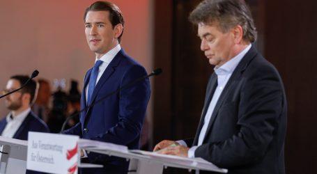 Zeleni potvrdili ulazak u koaliciju s austrijskim konzervativcima