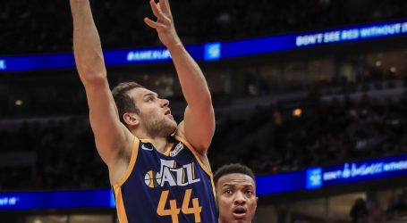 NBA: Bogdanović s 20 koševa vodio Utah do pobjede