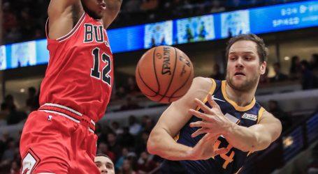NBA: Utah poražen u produžecima, Bogdanović zabio 26 koševa
