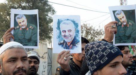 """TRUMP: """"Sulejmani stoji iza tisuća američkih smrti, a Iranci ga mrze"""""""