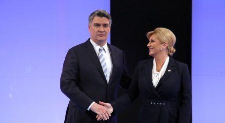 ČESTITKA: Grabar-Kitarović i Plenković nazvali Milanovića