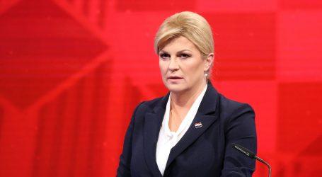 Grabar-Kitarović će iskoristiti pravo na 6+6 mjeseci plaće i ured, auto i vozača
