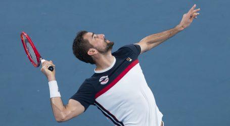 ATP Marseille: Poraz Čilića