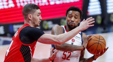 NBA: Skroman učinak Hezonje u porazu od Dallasa