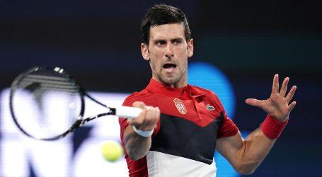 ATP kup: Đoković odveo Srbiju u četvrtfinale