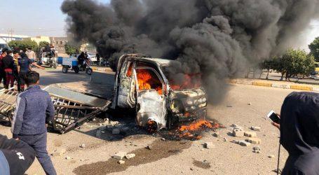 Šest projektila ispaljeno na Bagdad, dva na Zelenu zonu