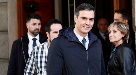 Sánchez preuzeo novi mandat, obećao veće minimalne plaće i mirovine