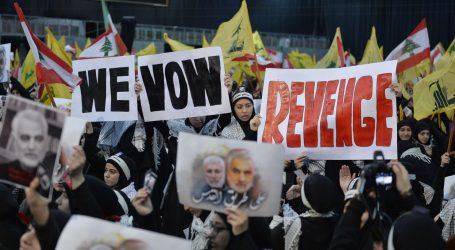 Hezbolah poručio da će SAD na Bliskom istoku platiti za ubojstvo Sulejmanija