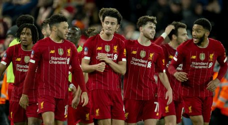 Nike novi sponzor Liverpoola