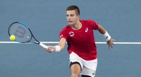 ATP: Ćorić ostao na 28. mjestu, Karlović pao na 123.