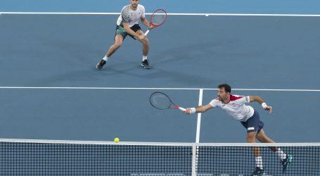 Hrvatska izgubila od Argentine i ostala bez četvrtfinala ATP kupa