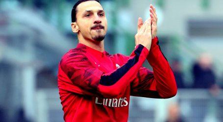 Ibrahimović debitirao za Milan