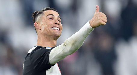 UEFA promijenila formaciju kako bi Ronaldo ušao među 11 najboljih