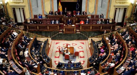 Sánchez dobio podršku parlamenta za lijevu koalicijsku vladu