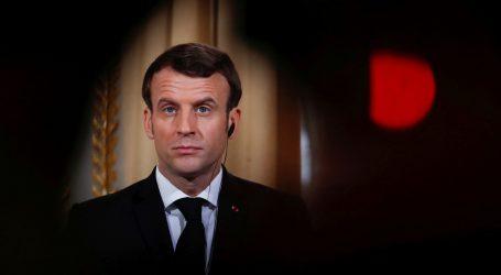 U Francuskoj umrla 231 osoba, predsjednik uključuje vojsku