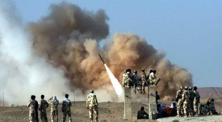 ODMAZDA: Devet raketa palo na iračku bazu u kojoj su Amerikanci