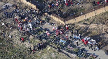 Prva iranska istraga: Boeing se prije pada zapalio