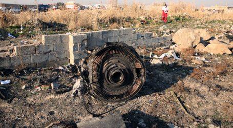 Ukrajinski zrakoplov prošao tehničku kontrolu dva dana prije nesreće