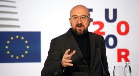 """Michel: """"Treba poslati jasnu poruku državama zapadnog Balkana"""""""