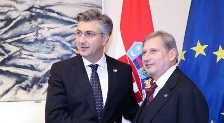 Plenković razgovarao s Hannom o proračunu EU-a