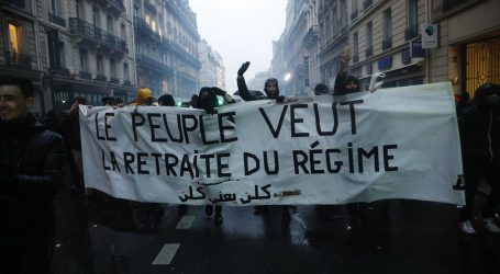 Stotine tisuća prosvjednika protiv mirovinske reforme