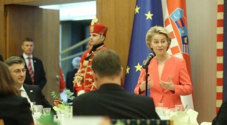 Sastankom vlade i EK-a, Hrvatska obilježava početak predsjedanja EU-om