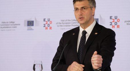 PLENKOVIĆ 'EU i UK trebaju pokazati zrelost u pregovorima'