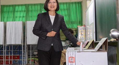 Predsjednica Tajvana Tsai Ing-wen proglasila pobjedu