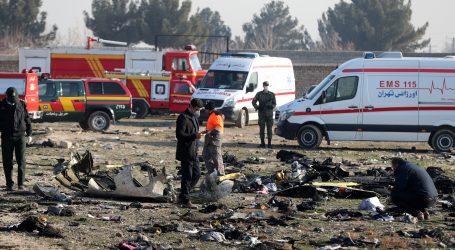 Iranski zapovjednik preuzeo punu odgovornost za rušenje ukrajinskog zrakoplova