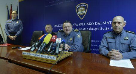"""POLICIJA ODRŽALA KONFERENCIJU: """"Napadač iz Splita ispalio najmanje 36 metaka"""""""