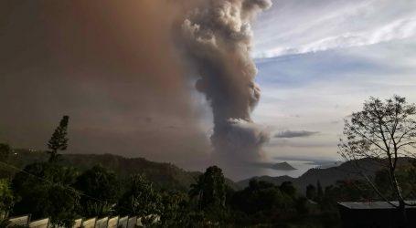 Filipini započeli evakuaciju tisuća stanovnika zbog vulkanskih aktivnosti