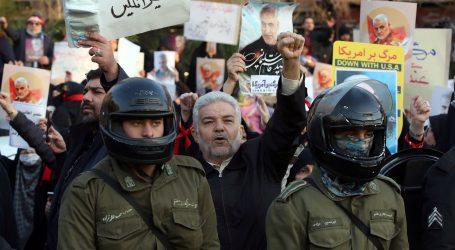 Iranci tvrde da nisu imali namjeru ubiti američke vojnike u napadima 8. siječnja