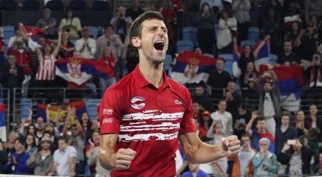 ATP LJESTVICA: Ćorić bez pomaka, Đoković smanjio zaostatak za Nadalom