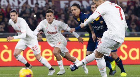 Juventus pobjedom protiv Rome preuzeo vodstvo