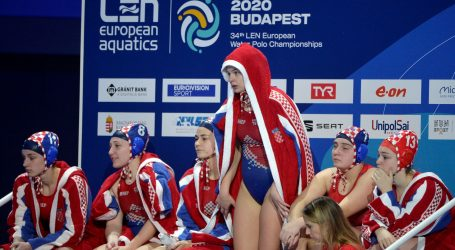 EP vaterpolistica: Hrvatska bez četvrtfinala