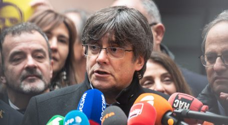 Provaljeno u ured Puigdemontovog odvjetnika u Madridu