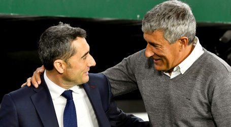 Barcelona otpustila Valverdea, novi trener Quique Setien