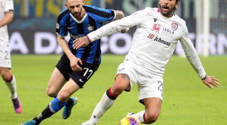 Inter uvjerljiv protiv Cagliaria