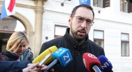 "Tomašević: ""Gdje je dno dragi stanovnici Zagreba?"""