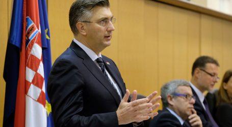 """PLENKOVIĆ: """"Hrvatsko predsjedanje EU moglo bi biti uspješno pokrene li proces proširenja"""""""