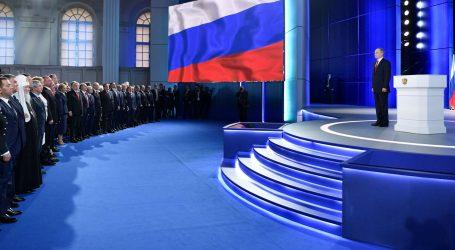 Putin održao govor o stanju nacije, nakon obraćanja cijela vlada podnijela ostavku