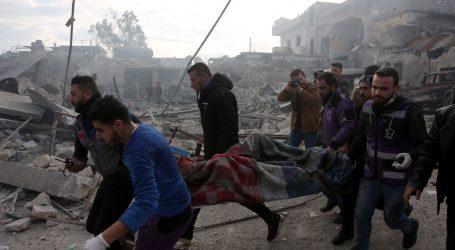 U ruskim zračnim udarima u Alepu ubijeno devet civila