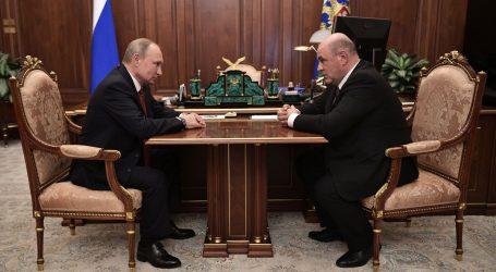 Ruski parlament treba potvrditi novog premijera