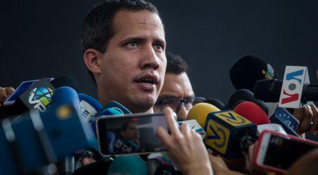 Guaido će se u ponedjeljak sastati s Pompeom u Kolumbiji