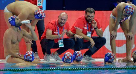 EP vaterpolo: Hrvatska lako do polufinala