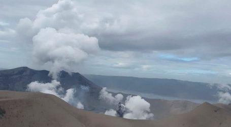 Preko 162 tisuće ljudi evakuirano na Filipinima zbog vulkanske erupcije