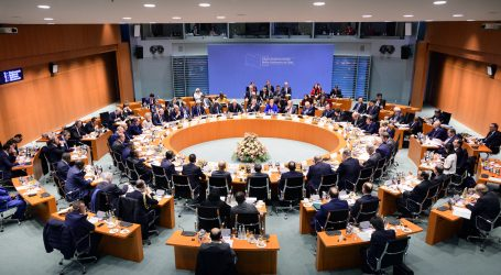 BERLIN Konferencija o Libiji završila zajedničkom izjavom o primirju