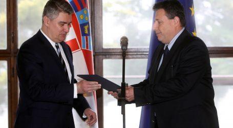 Sessa uručio Milanoviću konačne rezultate izbora