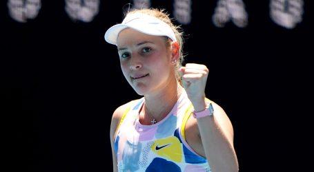 Donna Vekić po prvi put u karijeri u trećem kolu Australian Opena