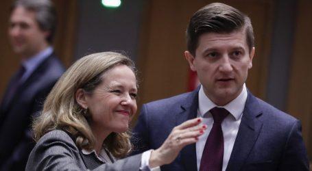 Marić prvi hrvatski ministar koji predsjedava sastankom Vijeća EU-a